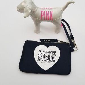 Victoria Secret Pink clutch